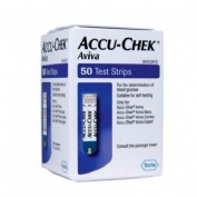 ACCU-CHEK AVIVA tiras reactivas glucemia (50 tiras)