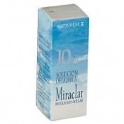 MIRACLAR SOLUCION OFTALMICA, 1 frasco de 10 ml