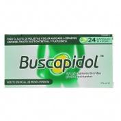 Buscapidol 24 caps blandas