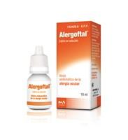 ALERGOFTAL SOLUCION OFTALMICA , 1 frasco de 10 ml