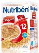Nutriben desayuno copos de trigo (750 g)