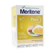 DELICIAS DE PAVO A LA JARDINERA meritene pure (450 g)