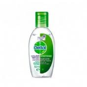 ANTIBACTERIANO dettol higienizante gel de manos (50 ml)