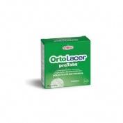 LIMPIADOR Y DESINFECT APARATO DE ORTODONCIA ortolacer protabs comp (20 comprimidos)