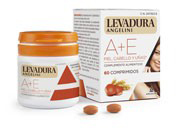 Levadura a+e (60 comp)