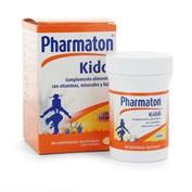 Pharmaton kiddi (30 comp masticables)
