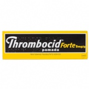 THROMBOCID FORTE 5 mg/g POMADA , 1 tubo de 60 g