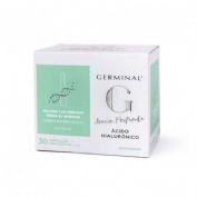 Germinal accion profunda acido hialuronico (1 ml 30 ampollas)