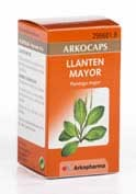 Llanten mayor arkocaps (280 mg 48 caps)