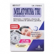 Melatonina tri (1.99 60 comp)