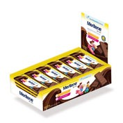 Meritene junior barritas cereales (35 g 30 bar chocolate frutos secos)