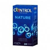 PRESERVATIVOS control adapta nature (24 u)