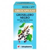 ARKOCAPSULAS GROSELLERO NEGRO 340 mg CAPSULAS DURAS, 48 cápsulas