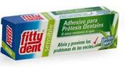 Fittydent sensible adhesivo protesis dental 40 g