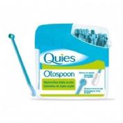 QUIES otospoon bastoncillos oidos doble accion (100 u)