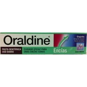 Oraldine encias pasta dental (75 ml menta)