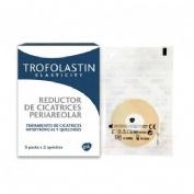 Trofolastin reductor de cicatrices periareolar (3 blister 2 apositos)