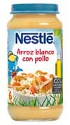 Nestle arroz y pollo (250 g)