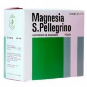 MAGNESIA SAN PELLEGRINO 3,6 g POLVO PARA SUSPENSION ORAL , 20 sobres
