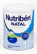 Nutriben natal (900 g)