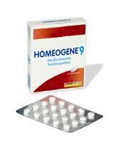 Homeogene 9, 60co boiron
