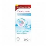 Ginecanesgel higiene intima diaria (200 ml)
