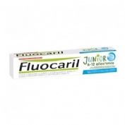 Fluocaril junior 6-12 años gel (75 ml bubble)