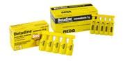 BETADINE MONODOSIS 1g SOLUCION, 50 envases unidosis de 10 ml