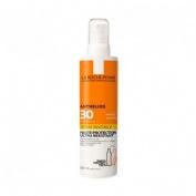 Anthelios spf 30 alta proteccion spray (200 ml)