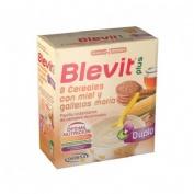 Blevit plus duplo 8 cereales con miel y galletas (600 g)